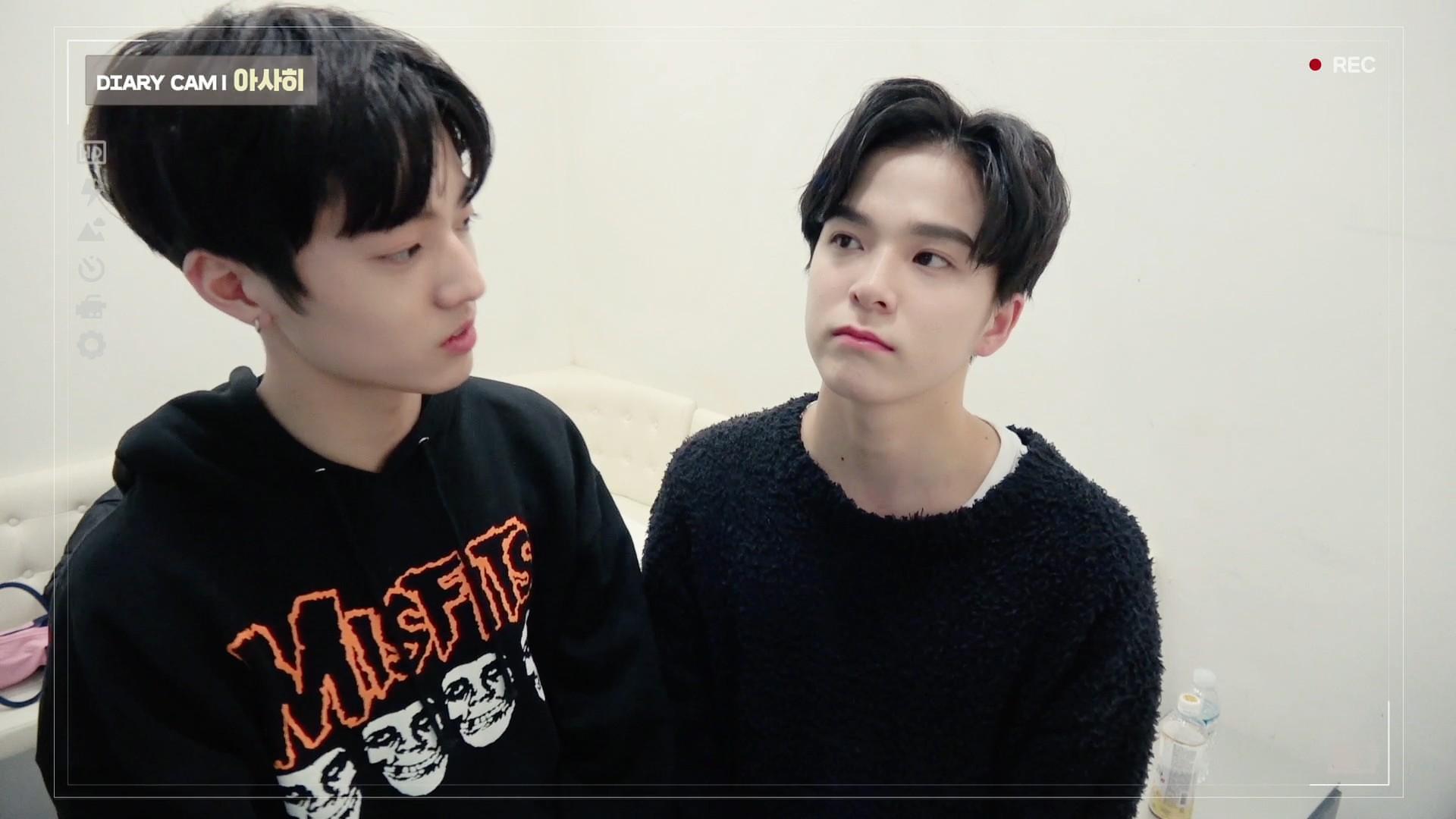 [DIARY CAM 3] 아사히 <ASAHI> l YG보석함