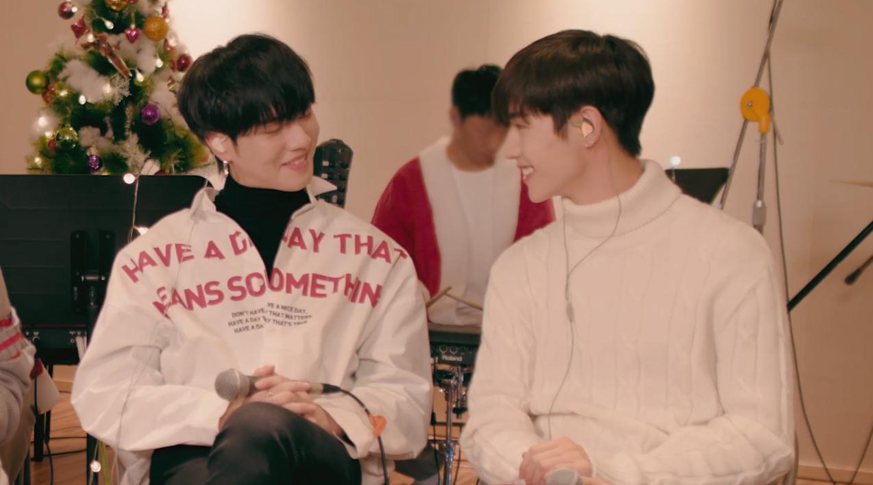 "[GOT7 STUDIO] GOT7(갓세븐) ""Miracle"" Live (Christmas Ver.)"