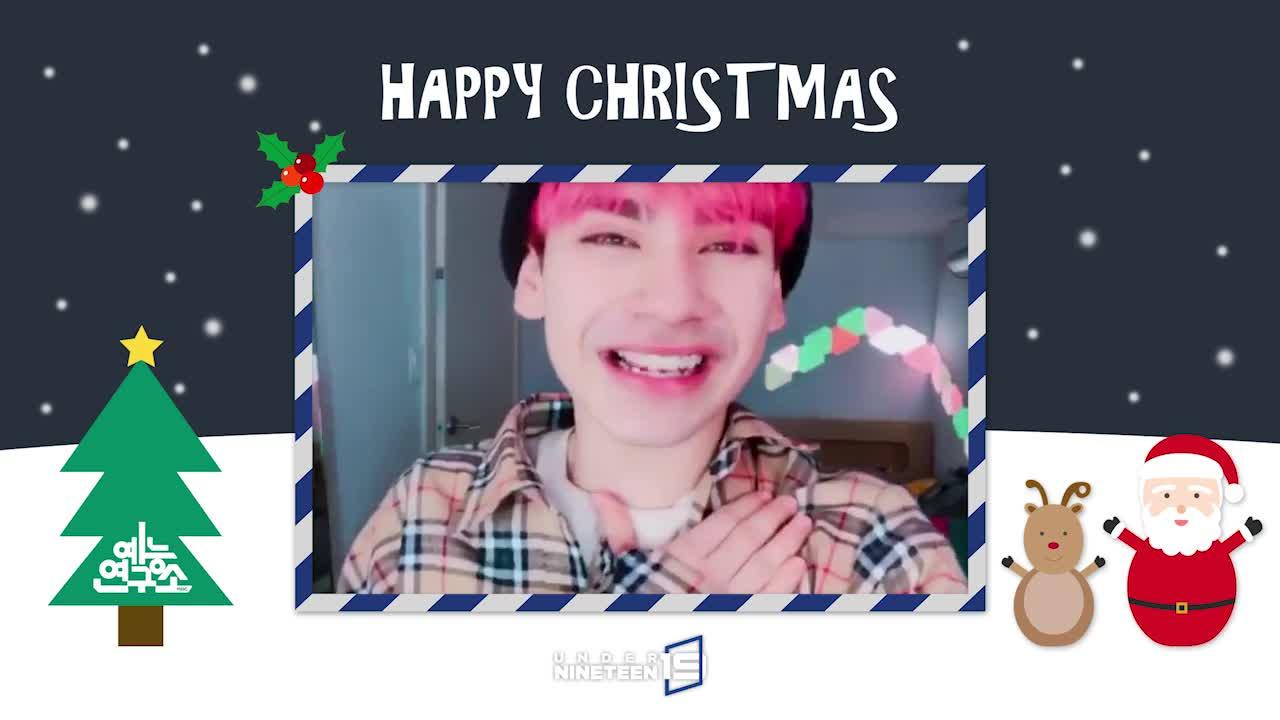 [19 스페셜] Christmas Message | 퍼포먼스 에디