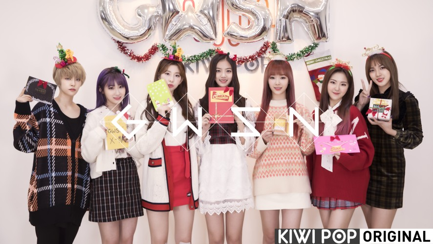 [GWSN Special Video] Happy Christmas with GWSN