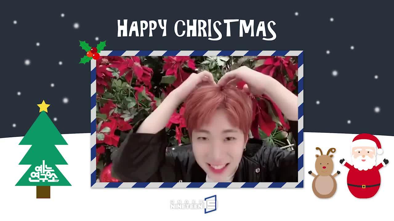 [19 스페셜] Christmas Message | 퍼포먼스 신찬빈