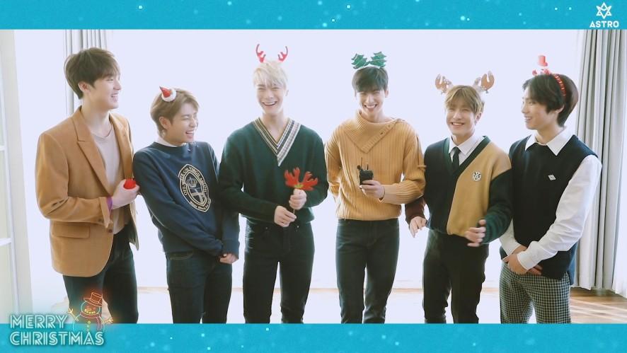 ASTRO 아스트로 - 2018 Christmas Greeting to AROHA