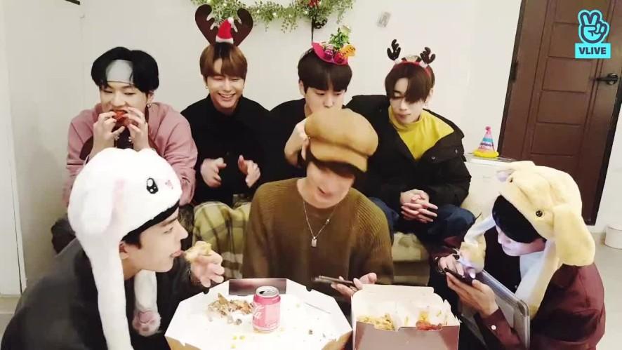 VICTON Broadcast 🎉빅톤 크리스마스 미니 파티🎉