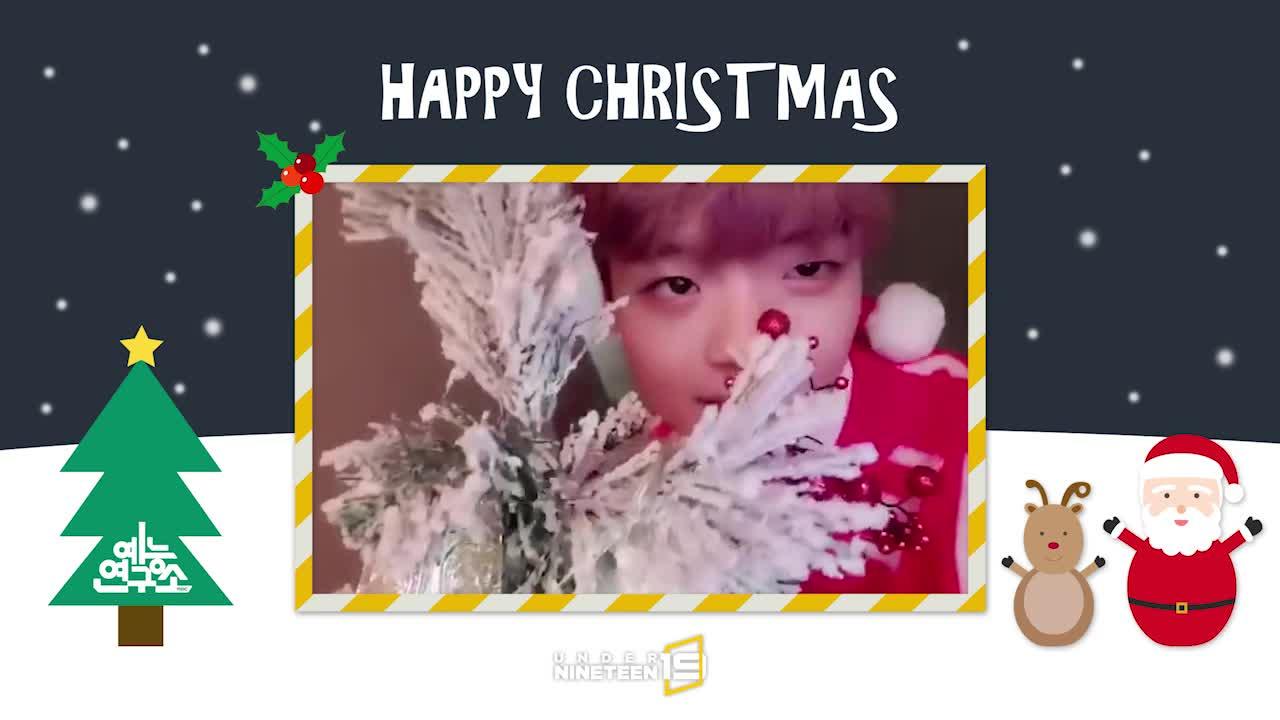 [19 스페셜] Christmas Message | 보컬 지진석