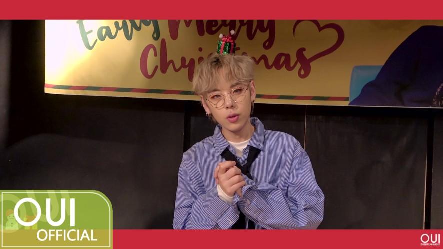 장대현(JANG DAE HYEON) - 2018 크리스마스 메시지(Christmas Message)