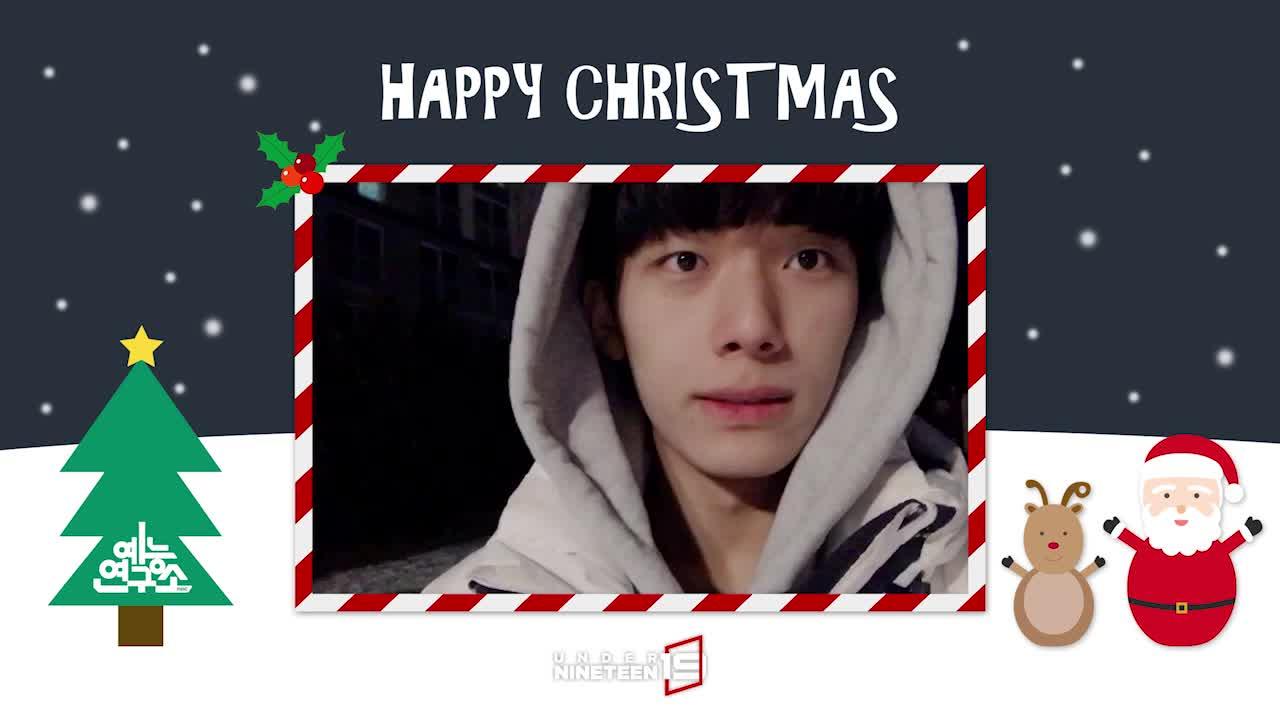[19 스페셜] Christmas Message | 랩 정택현