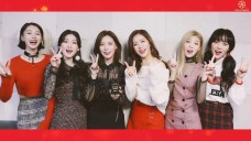 HELLOVENUS 헬로비너스 - 2018 Christmas Greeting to HELLOCUPID