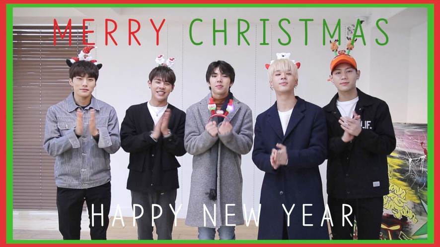 임팩트[IMFACT] _ Merry Christmas and Happy New Year!