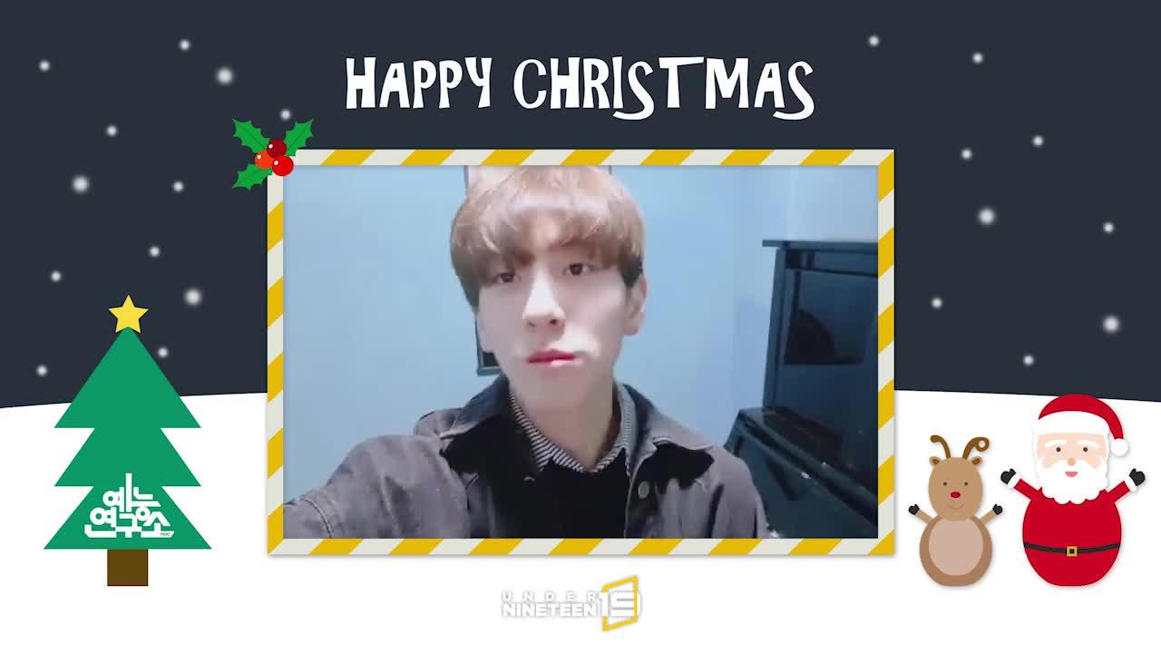 [19 스페셜] Christmas Message | 보컬 전찬빈