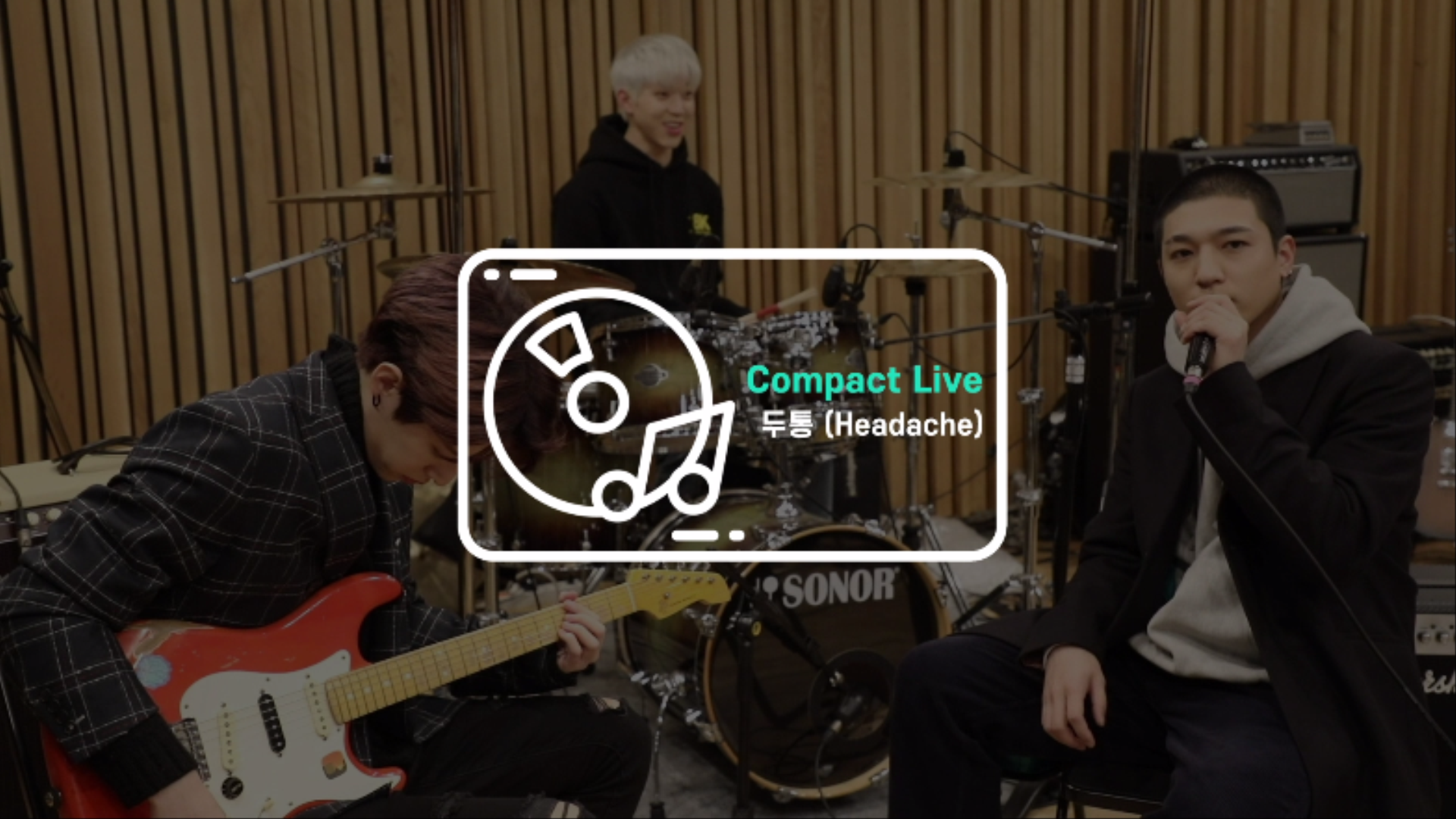 "[Compact Live] Take #1 DAY6 ""두통"""