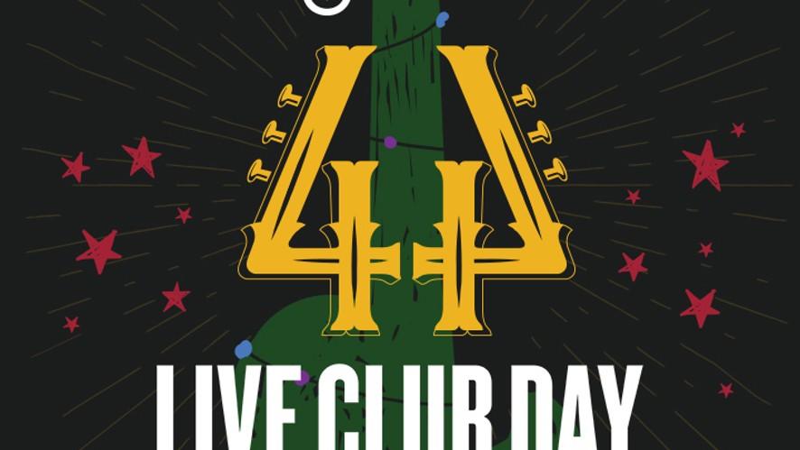[Replay] LIVE CLUB DAY 44 - 바버렛츠, 위아더나잇, 안녕바다