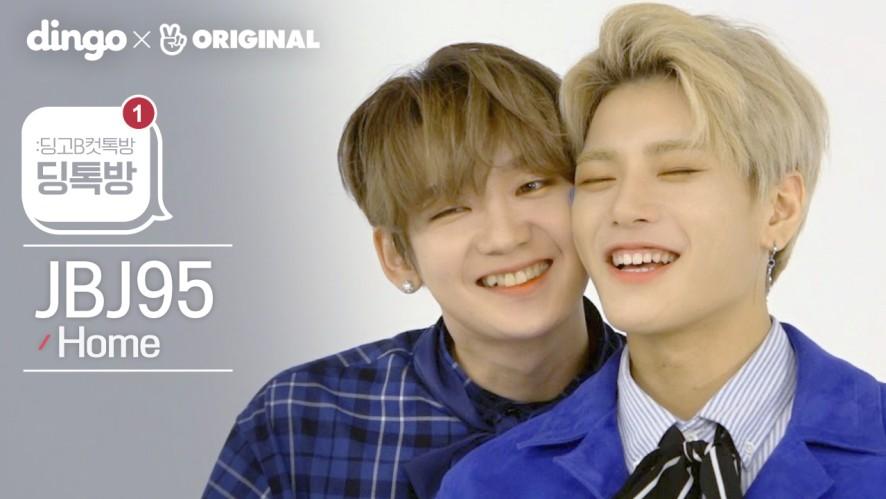 [JBJ95] 젭꿍이들 딩고와서 춤만 춘 줄 아라찌👀 젭꿍이들과 함께 2018 연말결산! | 딩톡방