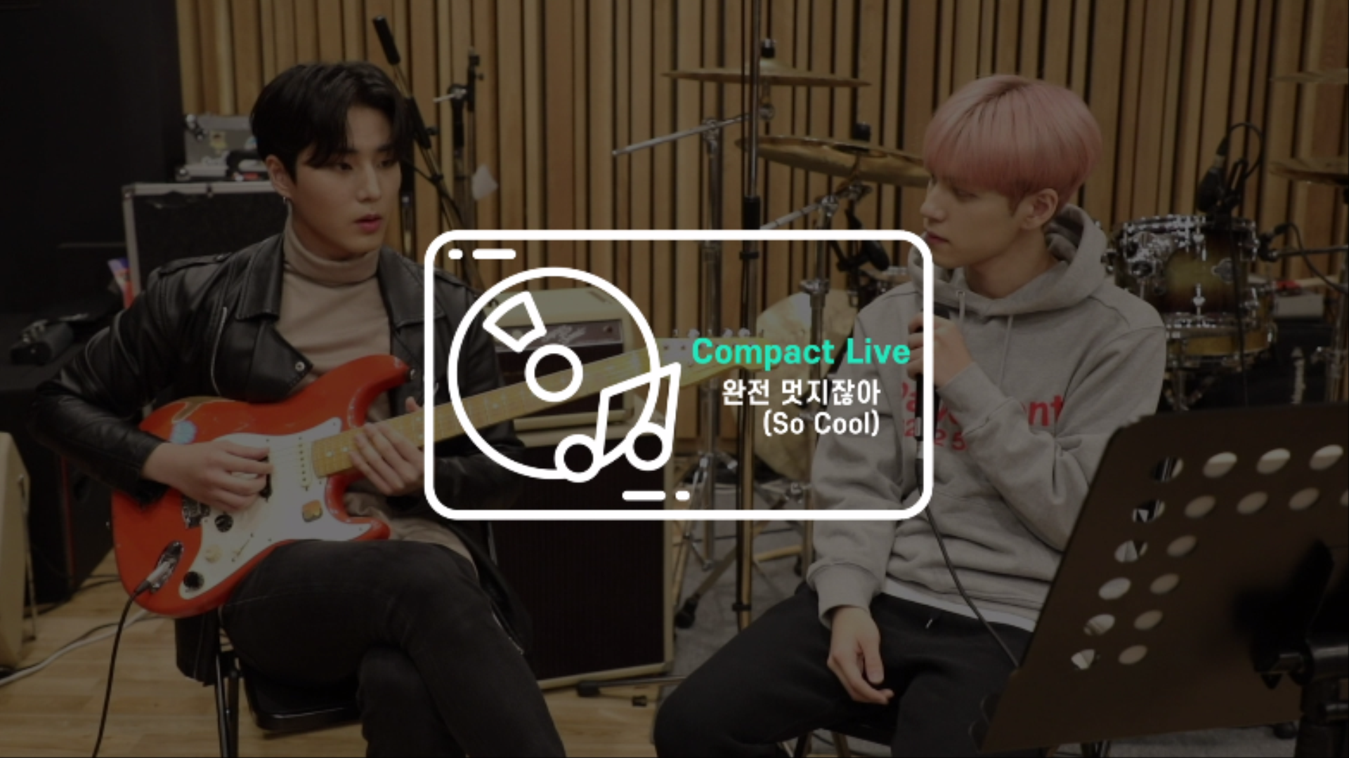 "[Compact Live] Take #2 DAY6 ""완전 멋지잖아"""