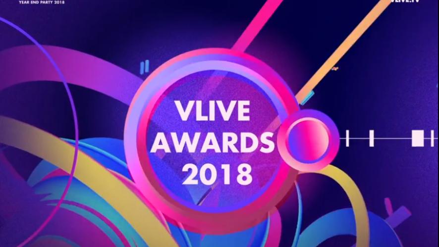 V LIVE AWARDS 2018