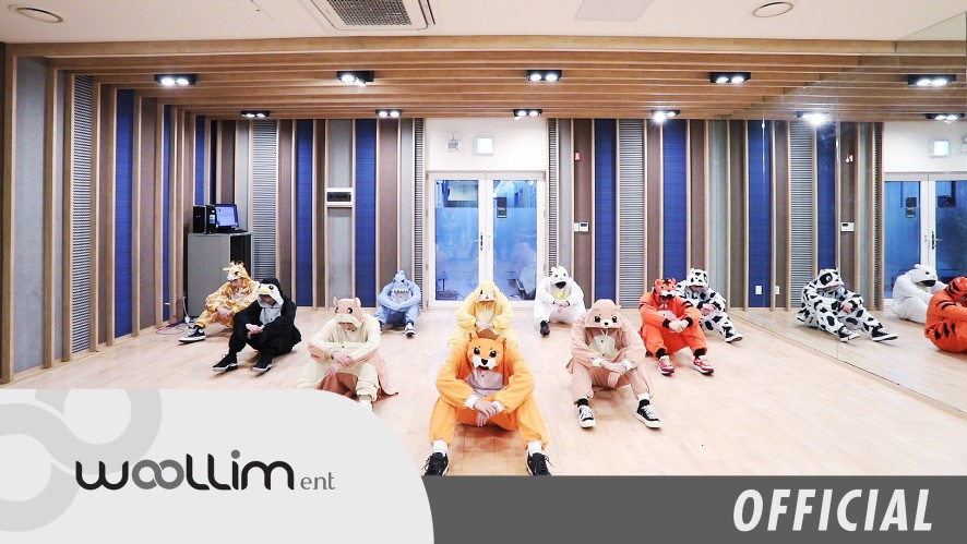 """골든차일드(Golden Child) """"Genie"""" Dance Practice (Animal Character Ver.)"""