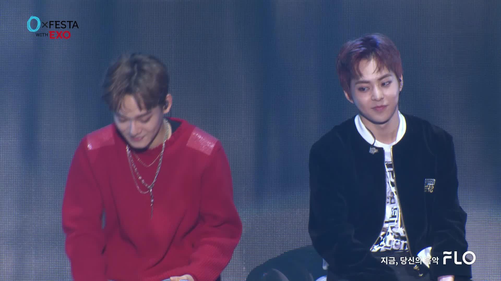 [0xFESTA with EXO #1] 엑소 대유잼 토크파티