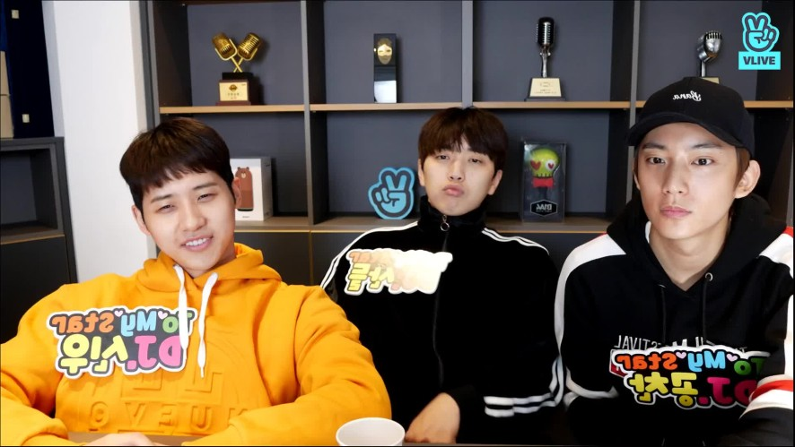 B1A4의 To My Star 100번째 이야기🐥🐶🐻(생방송🌄)
