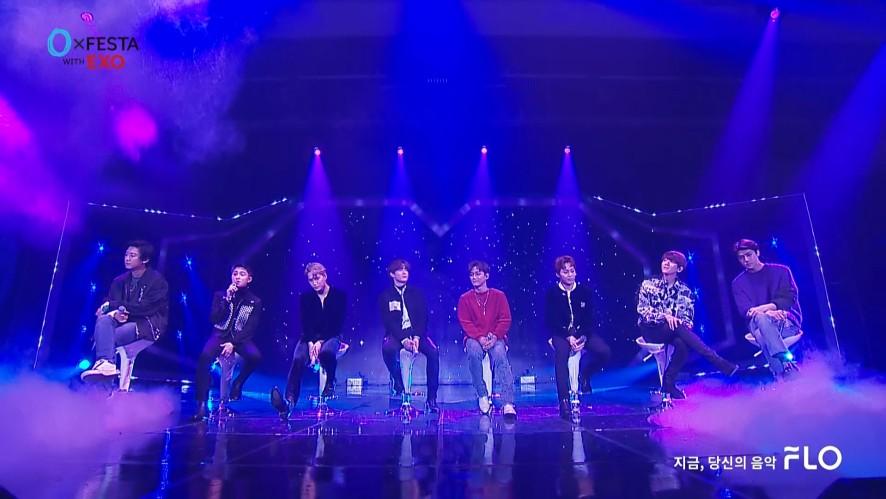 [0xFESTA with EXO #3] 말(하기도) 입(아픈) 잘(생김) 무대!