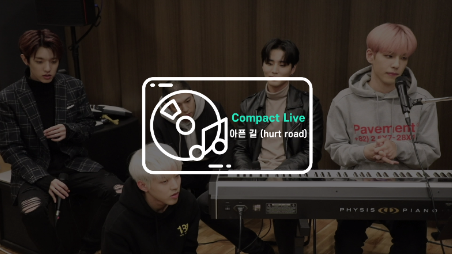 "[Compact Live] Take #5 DAY6 ""아픈 길"""