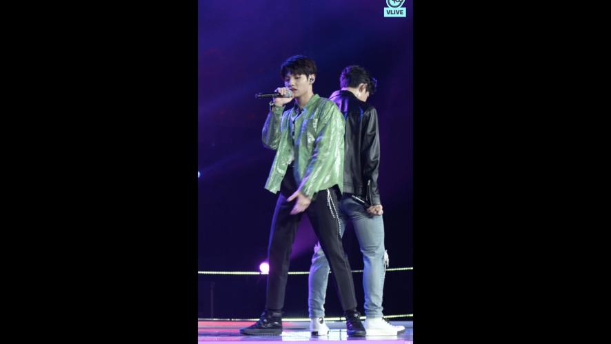 [세로 CAM] 왕군호 <WANG JYUNHAO> Ko Ko Bop I YG보석함