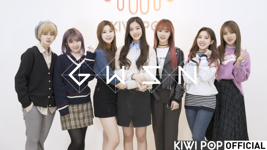 [GWSN]The New Year's greetings from Girls in the Park!