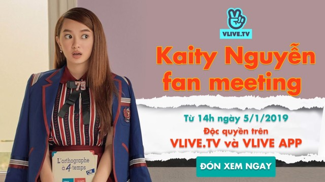Kaity Nguyễn Fan Meeting