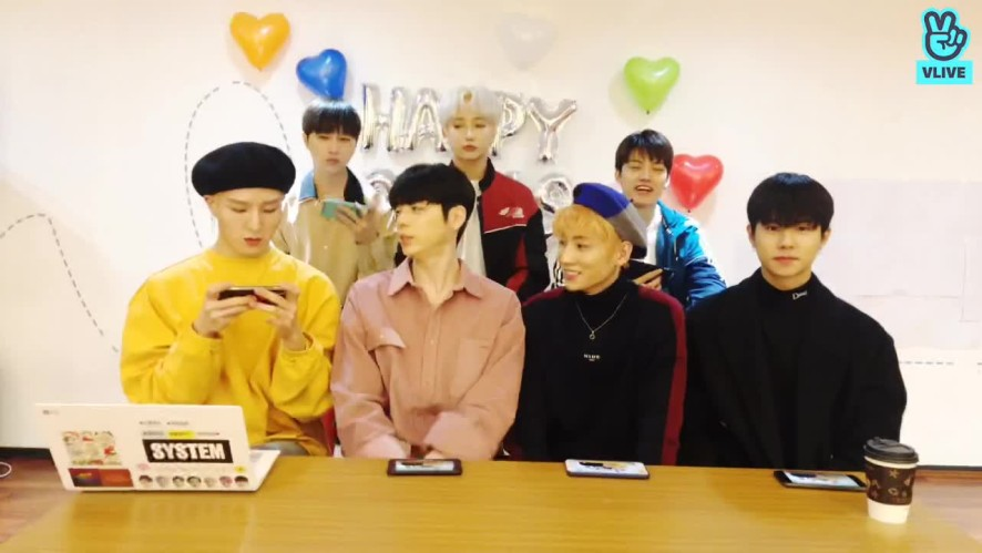 Relay LIVE_Last Day in 2018 with IN2IT : COUNTDOWN 2019_1
