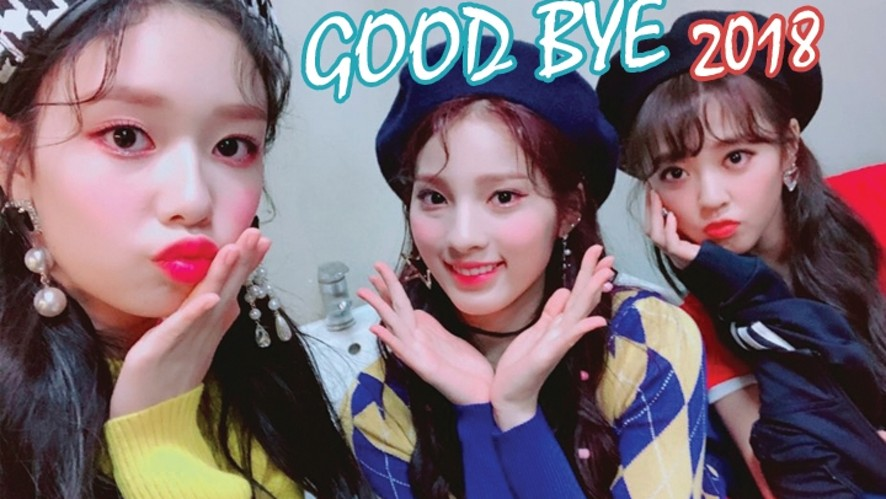 GOOD BYE 2018👋