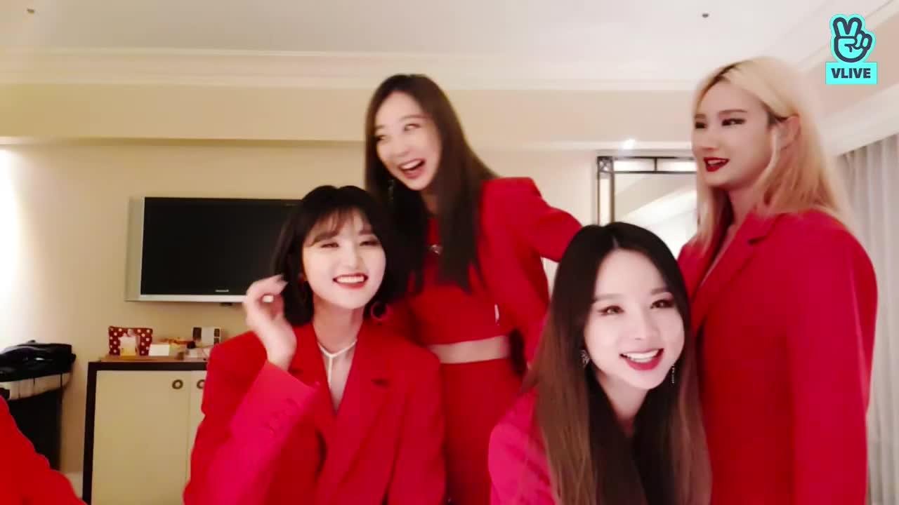 EXID 레고들 2019 첫 익순이들♡