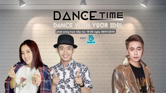 Dance Time Show - Khách mời OSAD [Tập 5]