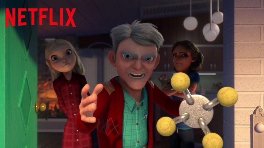 [Netflix] 3 언더: 아카디아의 전설 - 공식 예고편