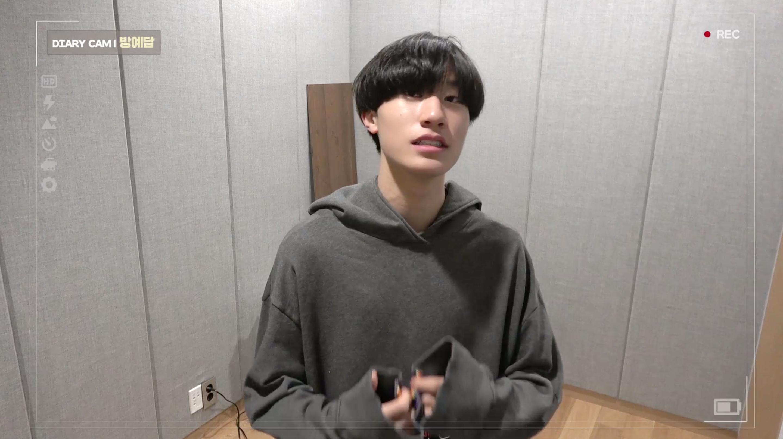 [DIARY CAM 4] 방예담 <BANG YEDAM> l YG보석함