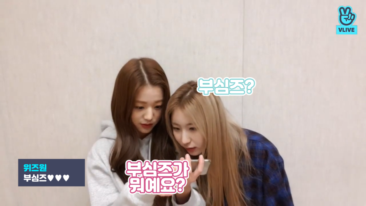 [IZ*ONE] 부심즈가 잘났는데 왜 부심즈부심은 내가 느끼지🤷🏻♀️🤷🏻♂️? (Wonyoung&Chaeyeon feeling proud of each other)