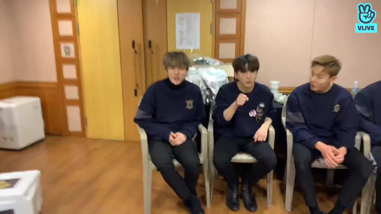 LIVE : 190105 MX KINGDOM 완료