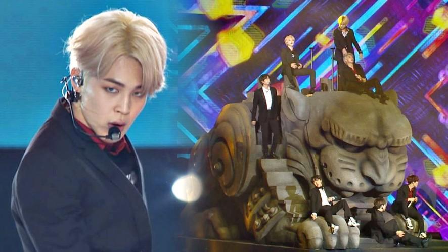 [제33회 골든디스크] 방탄소년단(BTS) 'IDOL'♪