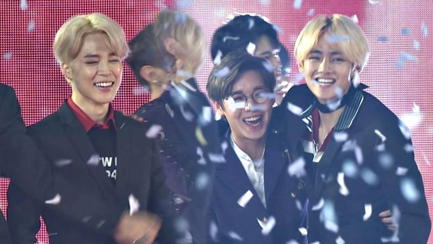 [제33회 골든디스크] 방탄소년단(BTS) 앵콜무대 'IDOL'♪
