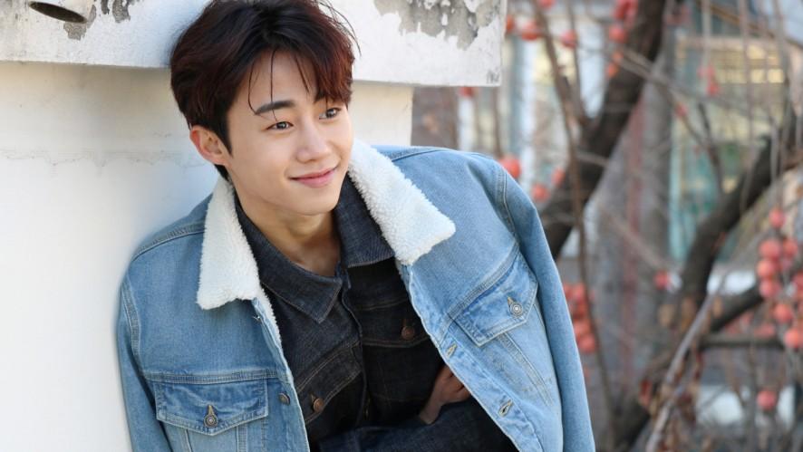 [박지빈] 소년, 남자가 되다! 미소번지는 화보 현장