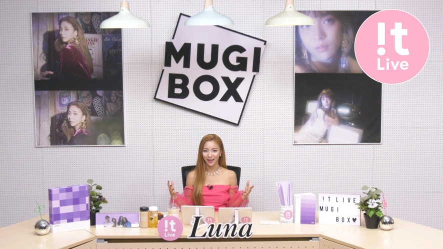 "[FULL] !t Live(잇라이브) : The 14th MUGI-BOX ""LUNA"""