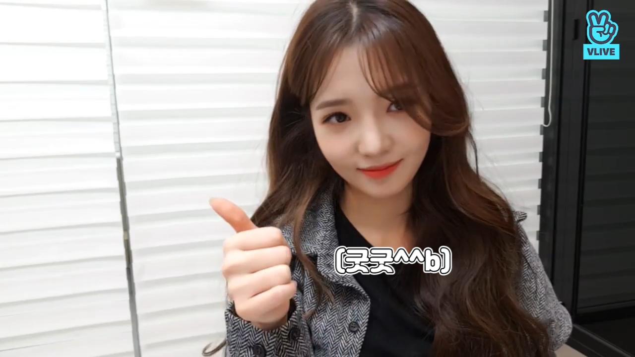 [fromis_9] 2019년엔 지센이 원하는거 다하게 해주세요(센멘)🙏 (Jisun sharing her diary with fans)