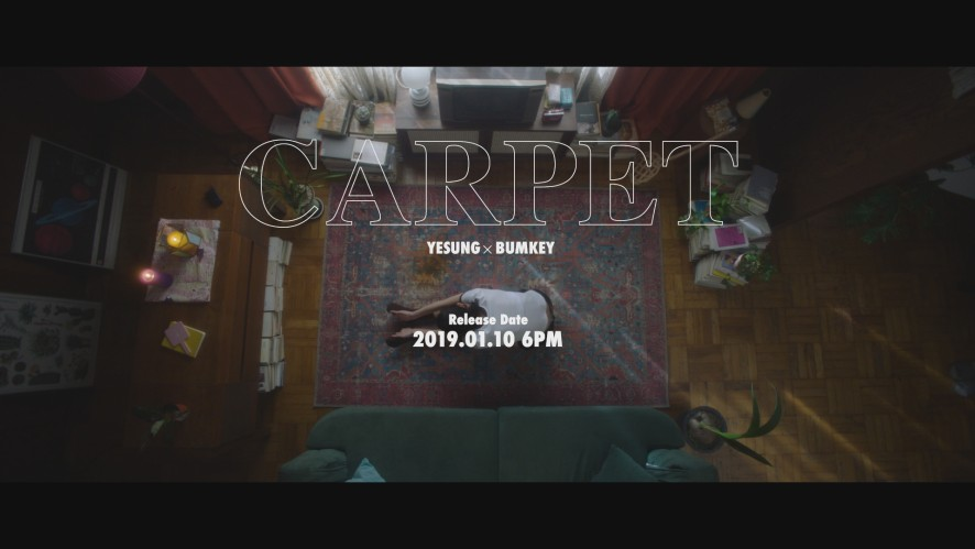 [STATION 3] 예성 (YESUNG) X 범키 (BUMKEY) 'Carpet' MV Teaser