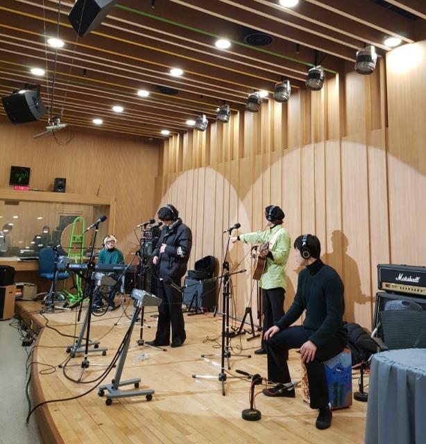 SBS 정소민의 영스트리트 공개방송 프리뷰📹📻