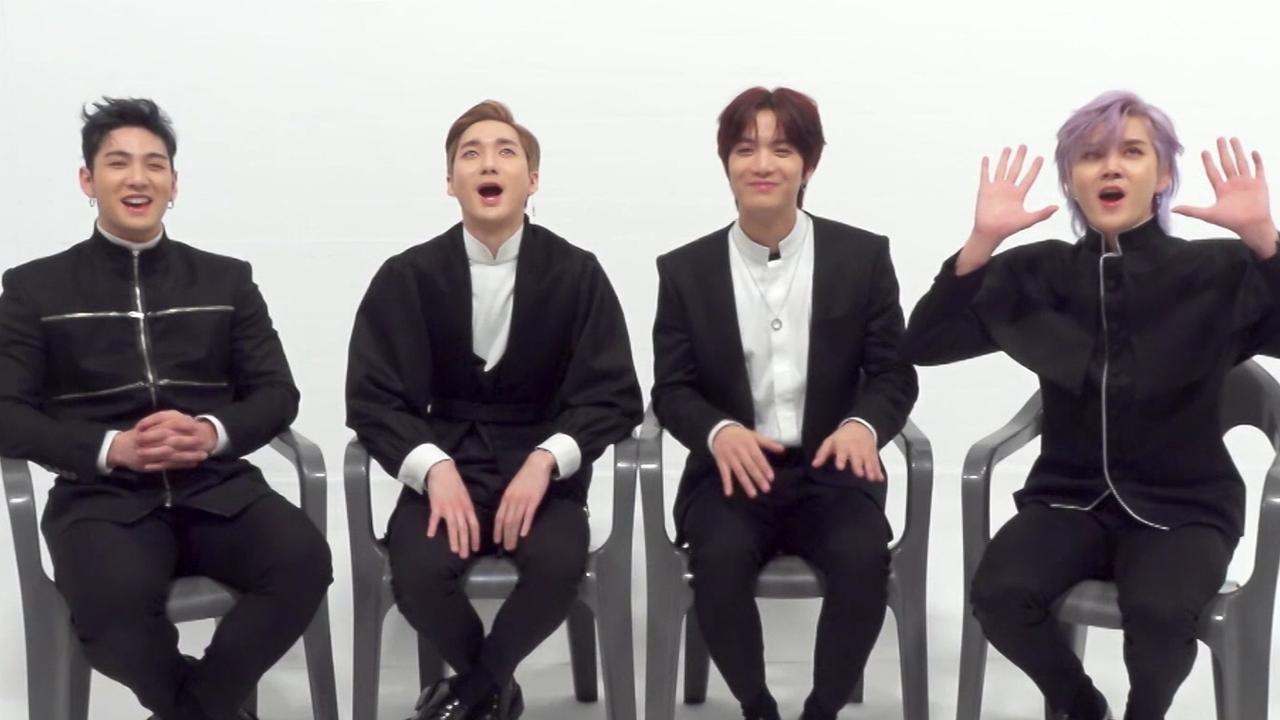 [뉴이스트 W] HELP ME 뮤비(MV) 촬영현장