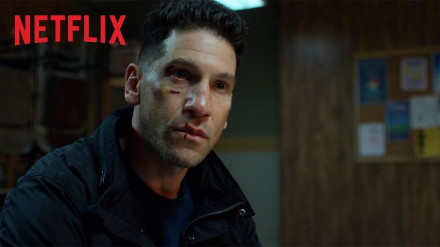 [Netflix] 마블 퍼니셔 시즌 2 - 공식 예고편