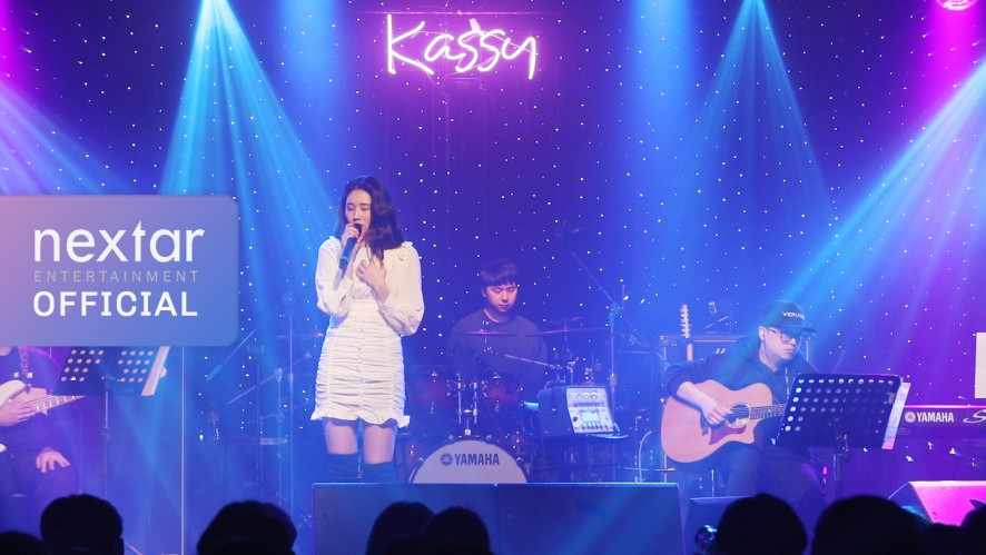 [Special clip]  케이시 (Kassy)_'그때가 좋았어' (The day was beautiful)