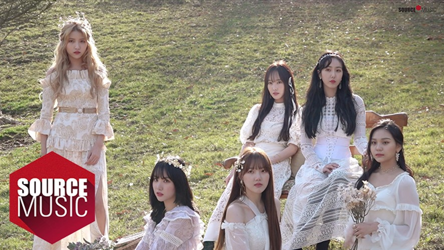 [Special Clips] 여자친구 GFRIEND -  'Time For Us' Jacket Shooting Behind