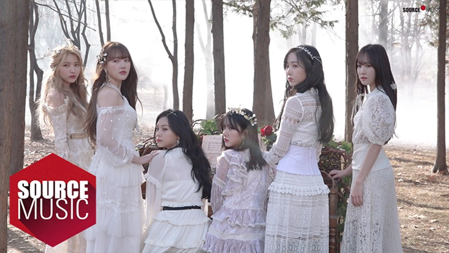 [Special Clips] 여자친구 GFRIEND - 해야 (Sunrise) M/V Shooting Behind Part.1