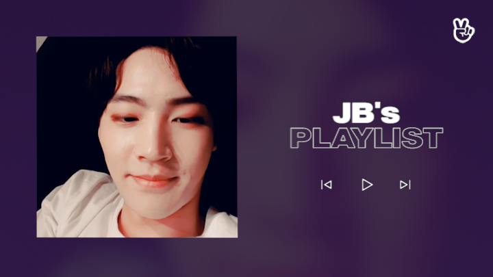 [V PICK! Playlist] GOT7 JB's Play List🎶