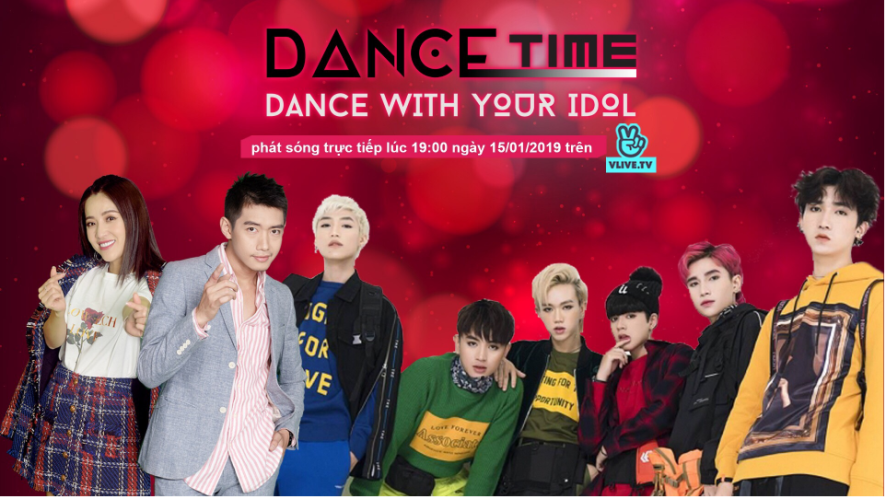Dance Time Show - Khách mời ZERO9 [Tập 6]