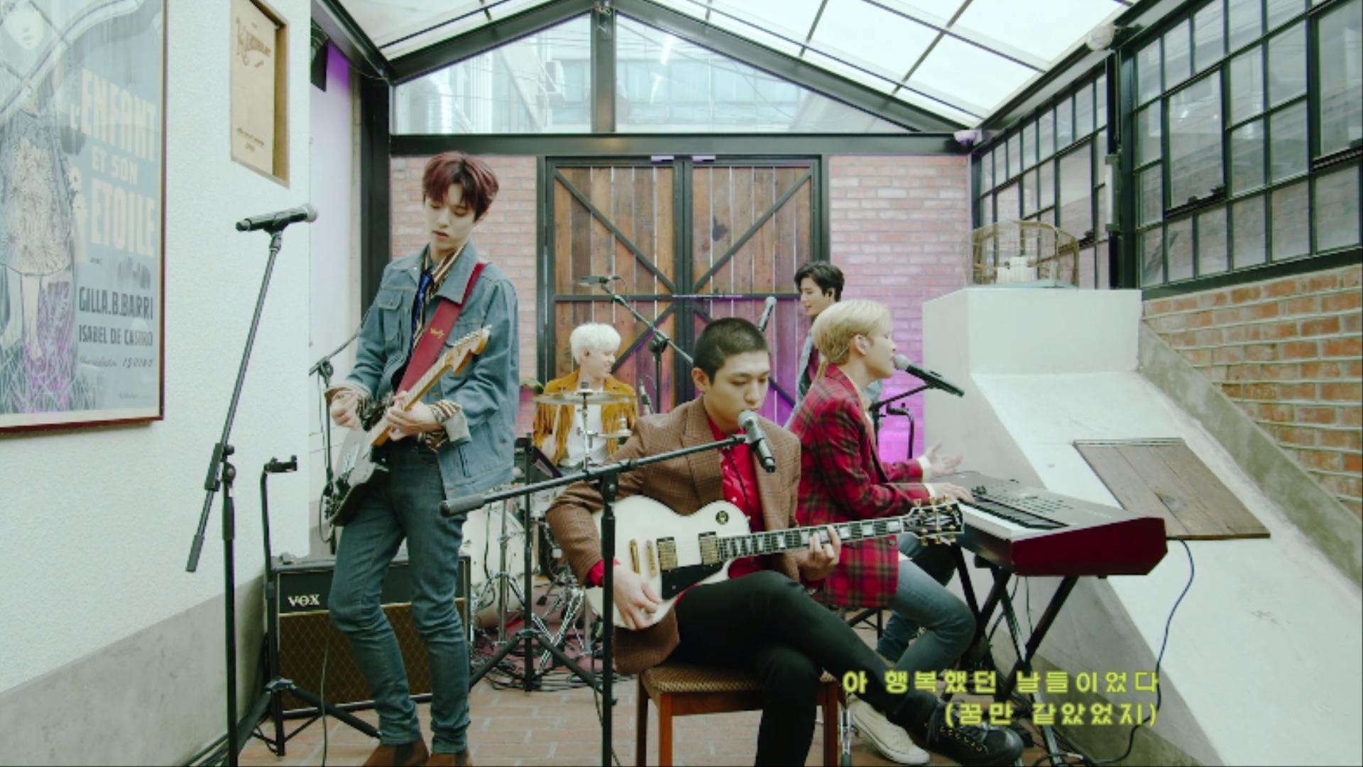 "DAY6(데이식스) ""행복했던 날들이었다"" Live Video (12PM Ver.)"