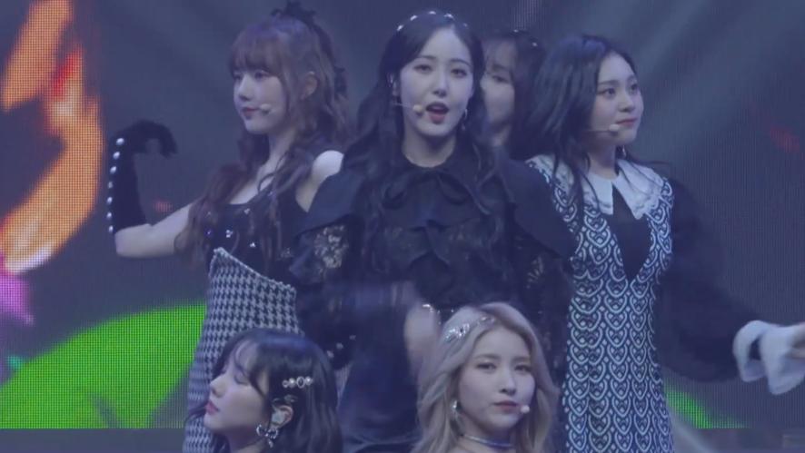 여자친구(GFRIEND) -해야 (Sunrise) 쇼케이스 Live
